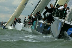 Fourth weekend for Hamble Winter Series