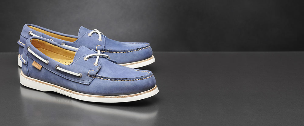 Sebago Crest mocassins – new products at Southampton