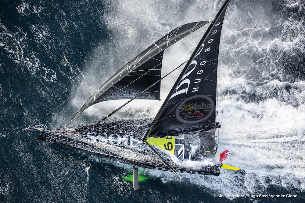Vendee Globe race set for dramatic photo finish