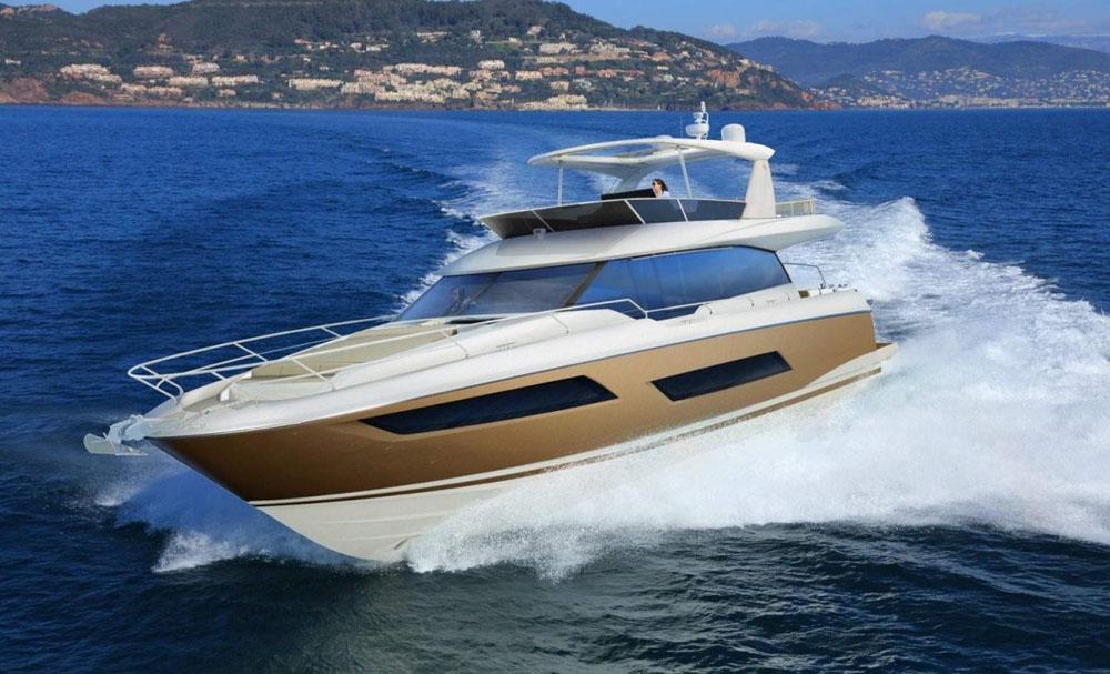 Prestige 680 – UK powerboat debut