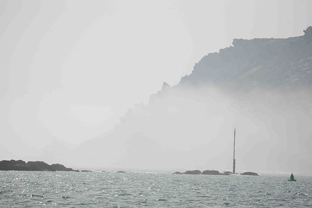 Understanding Fog: a boater's guide: Advection (or Sea) Fog