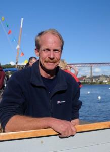 Alec Jordan reinvigorates coastal rowing