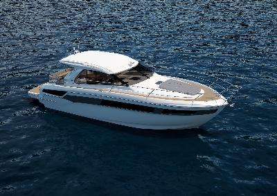 Bavaria 400: 10 new powerboats at London Boat Show 2015