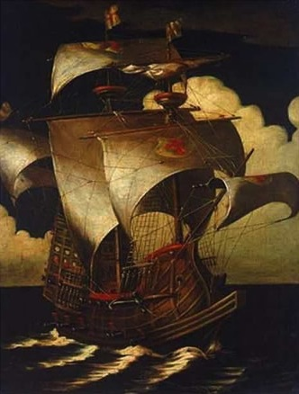 Las Cinque Chagas: Top 5 greatest undiscovered shipwwrecks
