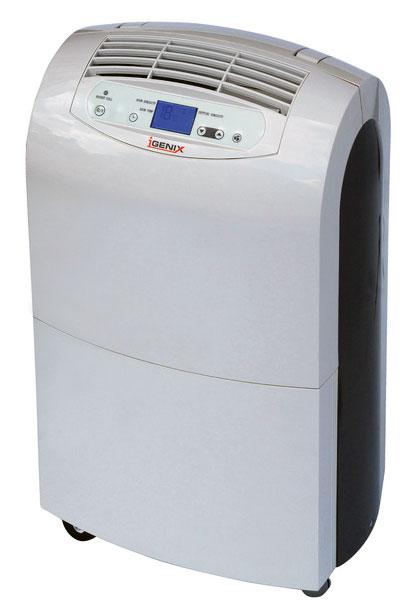Compressor dehumidifiers