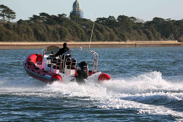 Powerboat buying: RIB