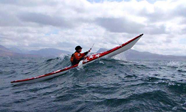 Top Watersports: Sea Kayaking