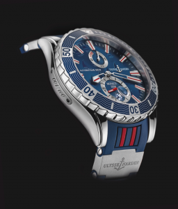 Ulysse Nardin releases special edition yachting watch
