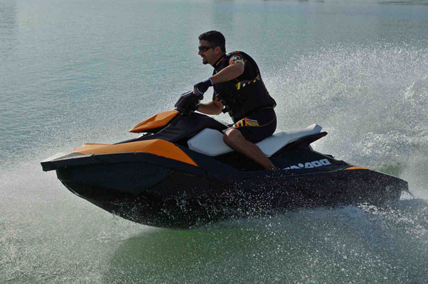 Best new powerboats: Sea-Doo Spark