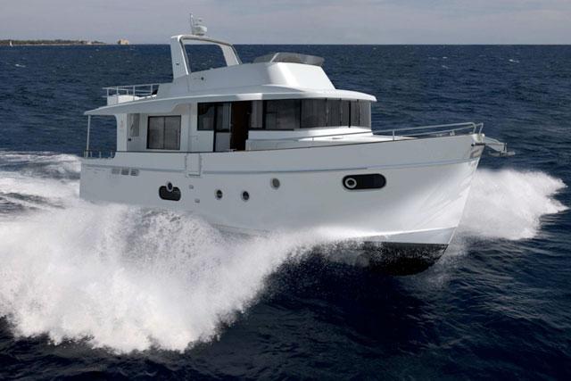 Beneteau adds to Swift Trawler range