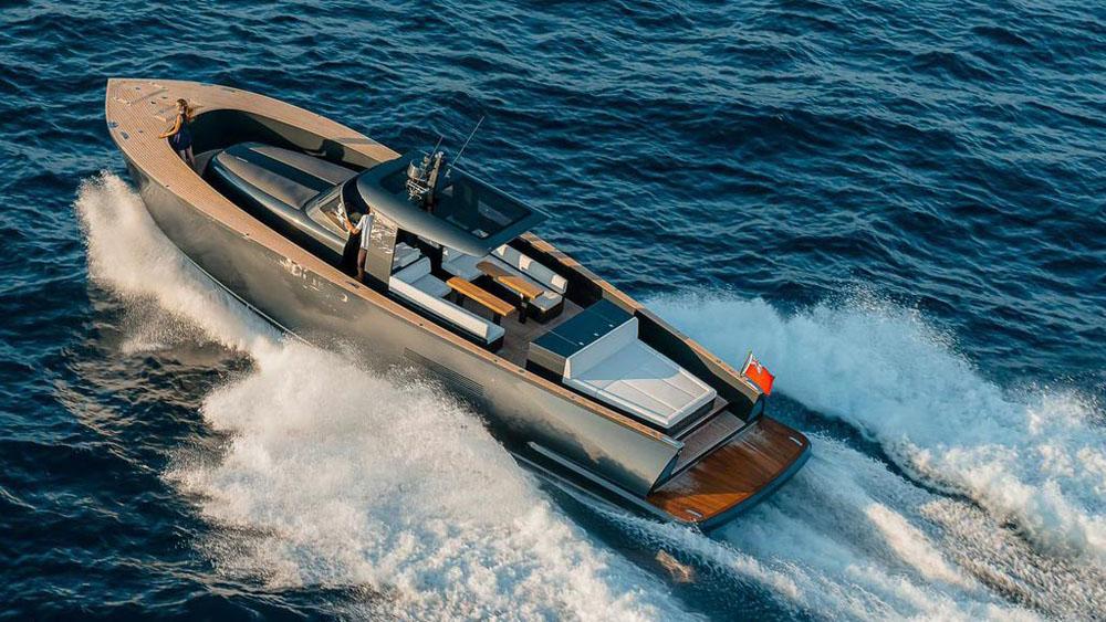 Allen 55 - best big party boats