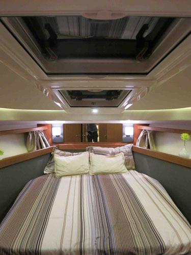 Main cabin: Bavaria 44 HT Highline review