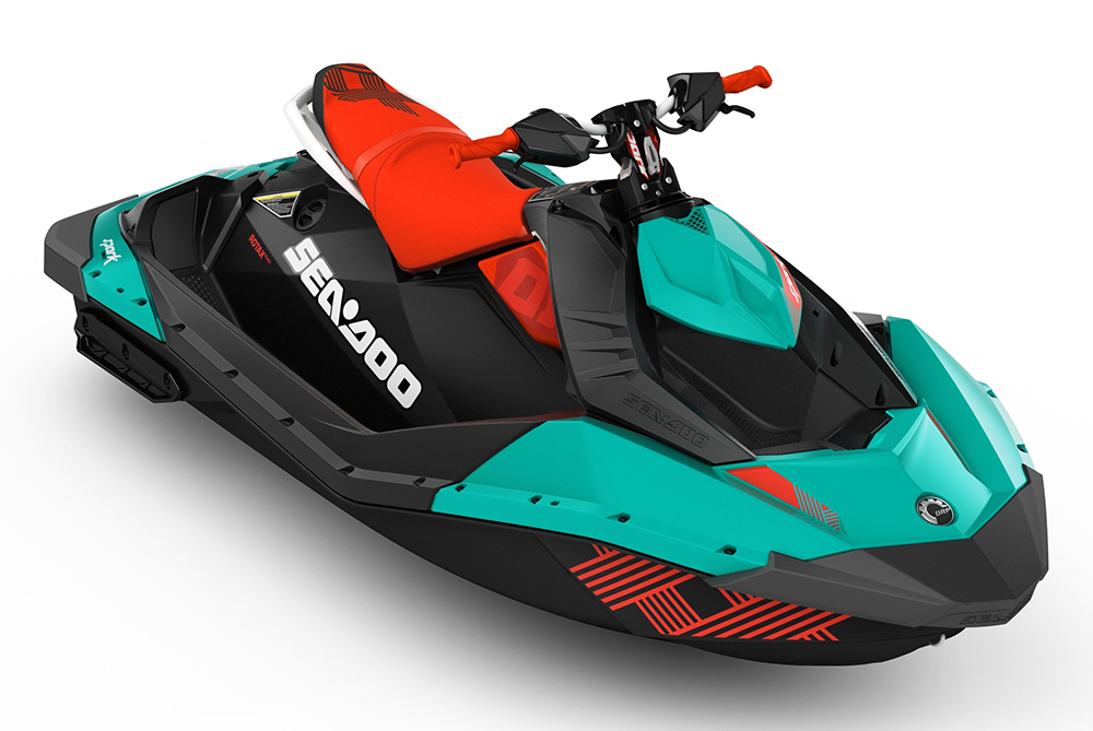 10 top personal watercraft: Sea-Doo Trixx