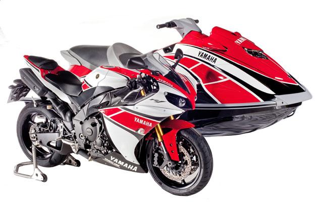 Anniversary Yamaha unveiled