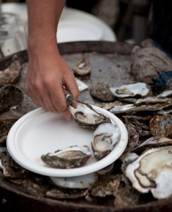 Whitstable and Falmouth offer two of the best Oyster Festivals in Britain.