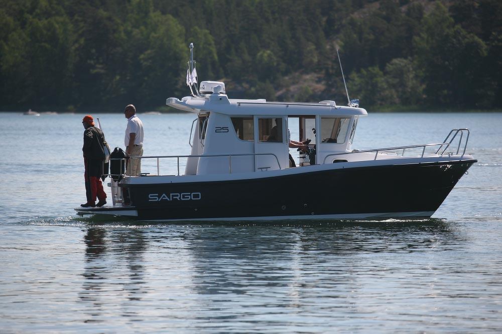 Sargo 25: best compact cruisers