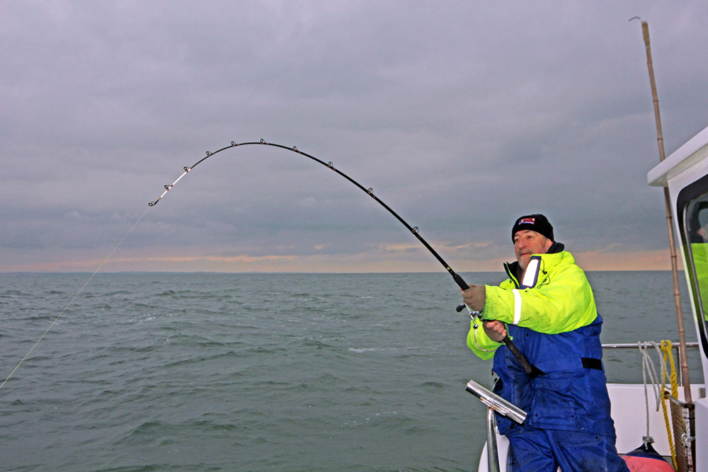 How to fish: A 12/20lb boat rod and suitable multiplier reel is a great starting point.