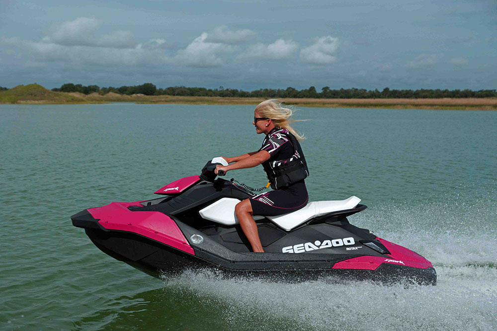 Powerboats: PWC or personal watercraft