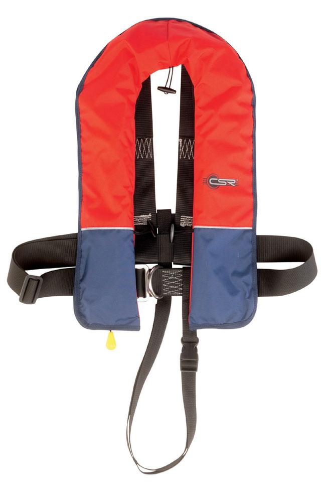Lifejacket crotch strap
