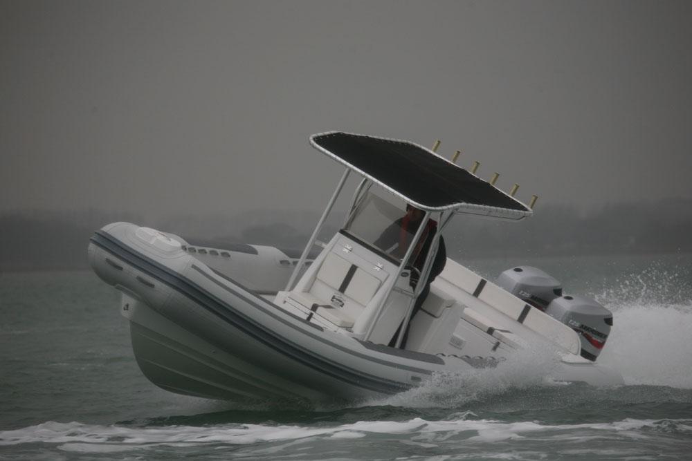 AB Oceanus 28 VST: bargain powerboats