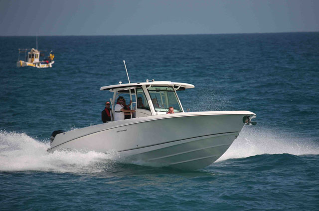Boston Whaler 350 Outrage: five of the best family powerboats