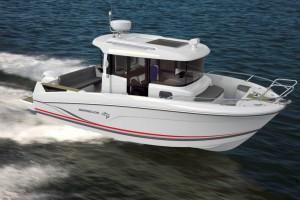 Beneteau Barracuda 7: new powerboats at London boat show 2015
