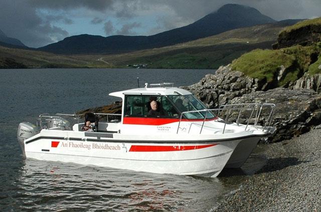 Top fishing boats: Cheetah 7.9