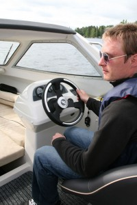 Flipper 520 HT helm pod
