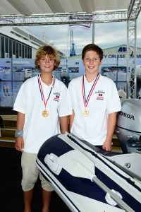 Double win for Parkstone Powerboat Club