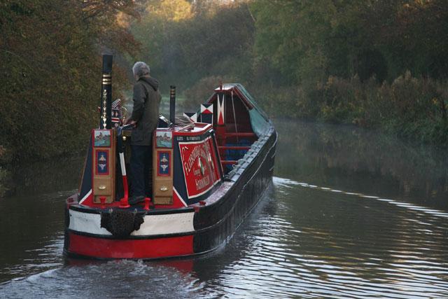 Inland waterways training