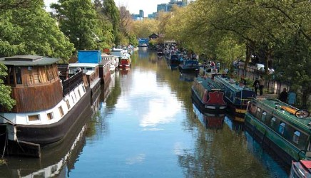 Little Venice: top UK canal holiday destinations