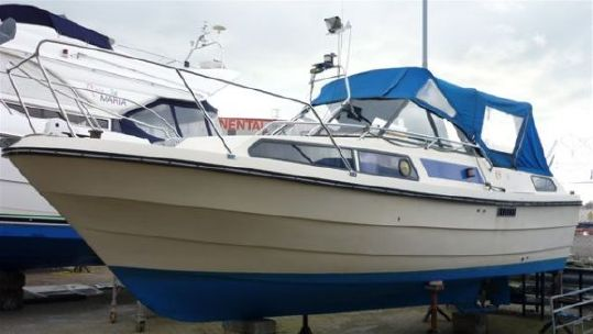 Marex 277 Holiday: Best used powerboats