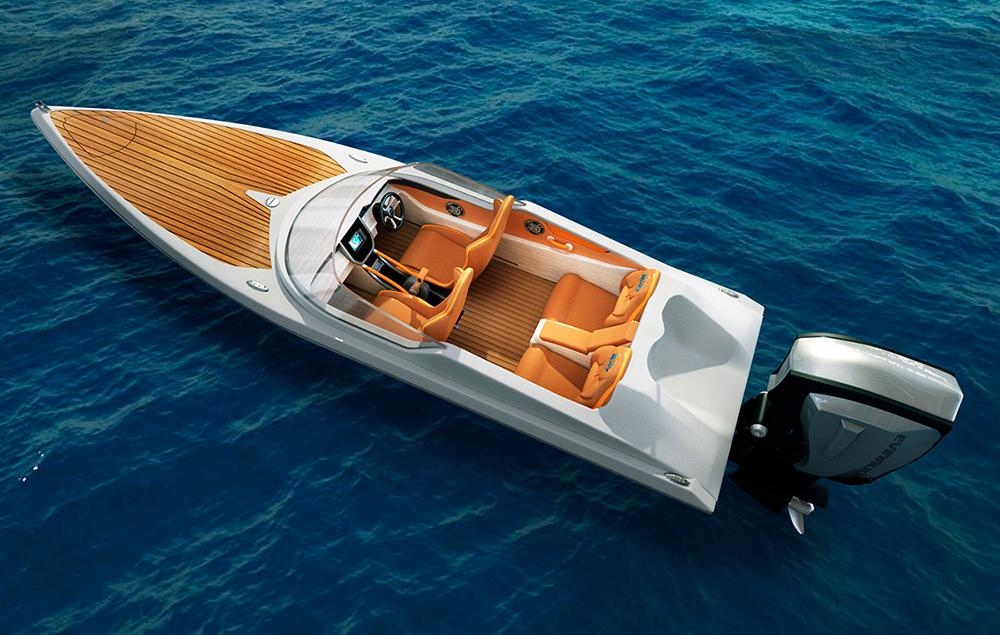 Racing powerboats: Phanton Venom