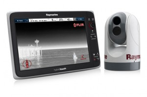 New flagship Raymarine display launched