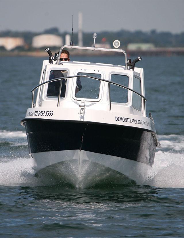 Sea Champion 18 Fisher