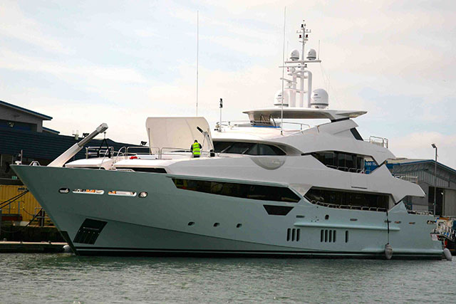 A Sunseeker is a classic babe magent.