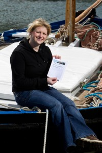 Maritime superstitions at Scottish Traditional Boat Festival