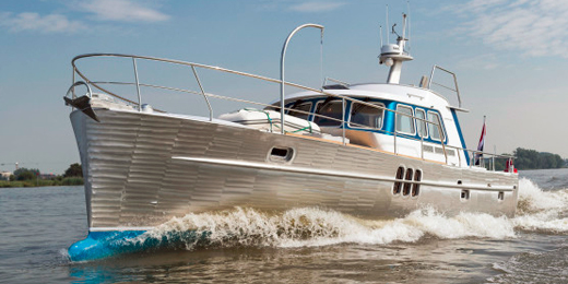 The Korvet 14: European Powerboat of the Year nominee