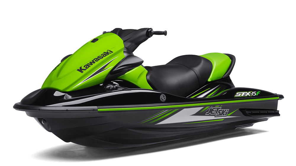 10 top personal watercraft: Kawasaki 15F