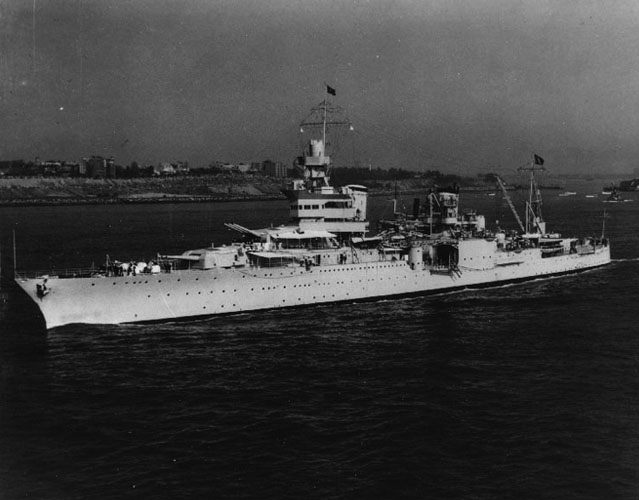 USS Indianapolis: top 5 greatest undiscovered shipwrecks
