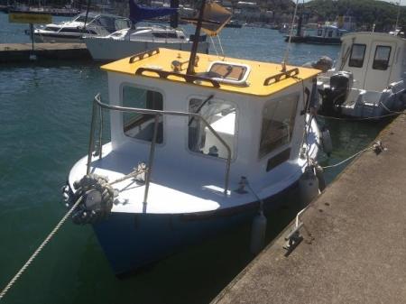 Used powerboats: Weymouth Pilot 20