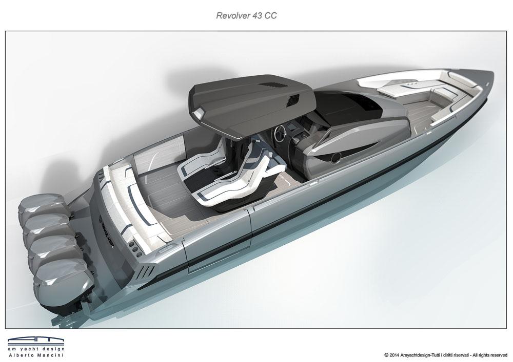 Launch due in 2016 – Revolver 43CC