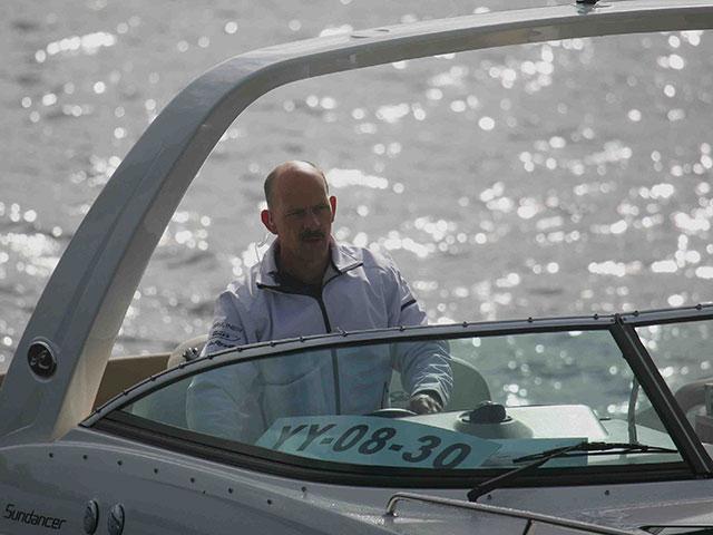 Sea Ray 265 Sundancer review