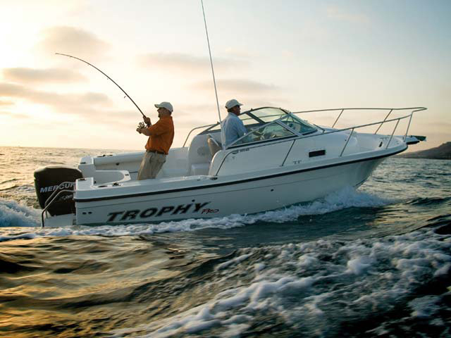 Powerboat buying: a walkaround fisher