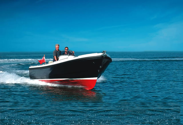 Dale Nelson 23: remarkable runabout