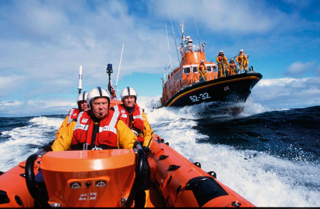 Yamaha becomes official RNLI partner