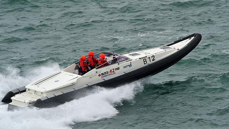 Powerboat racing: Marathon racing