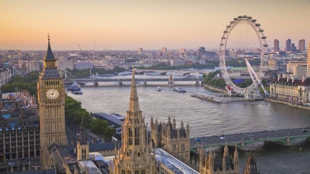 River Thames – top UK inland waterways destinations
