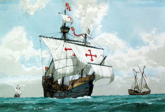 Santa Maria: top 5 greatest undiscovered shipwrecks