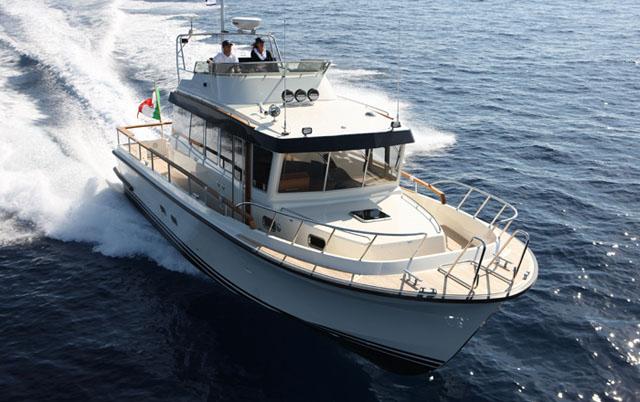 Targa 44 - CFC version: 5 great winter boats